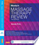 Mosby S Massage Therapy Review book