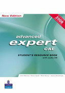 CAE Expert New Edition Students Resource Book   No Key   for Pack