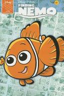 Disney Junior Graphic Novel  Finding Nemo   Book  1