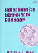Small and Medium sized Enterprises and the Global Economy