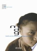 illustration Health and the Millennium Development Goals