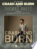 Crash And Burn : and voice with guitar chord frames, with...