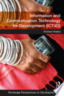 Information And Communication Technology For Development Ict4d  book