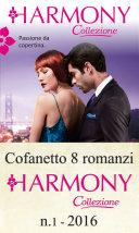 Cofanetto 8 romanzi Harmony Collezione 1
