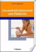 Gesundheits  konomie und P  diatrie