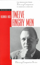 Readings on Twelve Angry Men