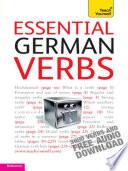 Essential German Verbs  Teach Yourself
