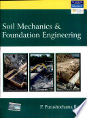 Soil Mechanics & Foundation Engineering Free download PDF and Read online