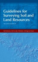 Guidelines for Surveying Soil and Land Resources Book