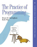 cover img of The Practice of Programming