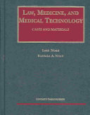 Law Medicine And Medical Technology