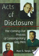 Acts Of Disclosure