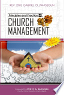 Principles and Practice of Church Management