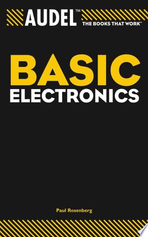 Audel Basic Electronics - ISBN:9780764579004