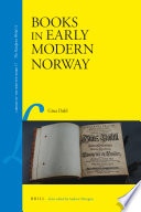 Books in Early Modern Norway