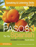 Pasos 1 (Fourth Edition): Spanish Beginner's Course