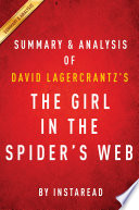 download ebook the girl in the spider's web: by david lagercrantz | summary & analysis pdf epub