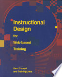 Instructional Design For Web Based Training book