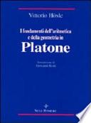 I fondamenti dell aritmetica e della geometria in Platone