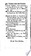 L'année Littéraire Ou Suite Des Lettres Sur Quelques écrits De Ce Temps : ...