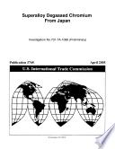 superalloy-degassed-chromium-from-japan-inv-731-ta-1090-preliminary