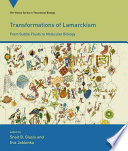 Transformations of Lamarckism