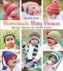 Bestrickende Baby Beanies  Mollige M  tzen f  r kleine K  pfe