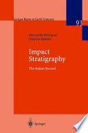 Impact Stratigraphy book