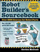 Robot Builder s Sourcebook