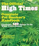 The Official High Times Pot Smokers Handbook