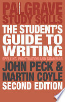 The Student s Guide to Writing
