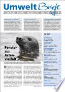 Zeitschrift UmweltBriefe Heft 11/2015