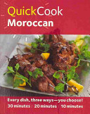 Quick Cook Moroccan