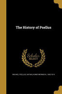 HIST OF PSELLUS Culturally Important And Is Part Of The
