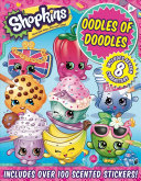 Shopkins Oodles of Doodles Book With Oodles Of Doodling Prompts
