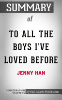 download ebook summary of to all the boys i've loved before pdf epub