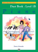 Alfred's Basic Piano Library - Duet Book 1B