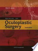 Manual of Oculoplastic Surgery