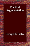 Practical Argumentation