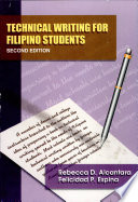 Technical Writing for Filipno Students