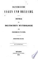 Bayerische Sagen und Br  uche