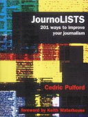 JournoLISTS