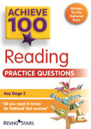 Achieve 100 Reading Practice Questions