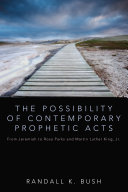The Possibility of Contemporary Prophetic Acts