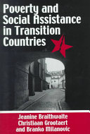 Poverty and Social Assistance in Transition Countries