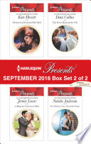 Harlequin Presents September 2016   Box Set 2 of 2