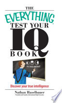 The Everything Test Your I Q  Book