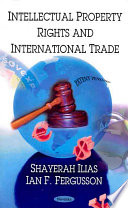 Intellectual Property Rights And International Trade : holdings -- contribution of intellectual...