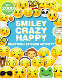 Smiley  Crazy  Happy Emoticon Sticker Activity