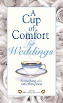 A Cup of Comfort for Weddings